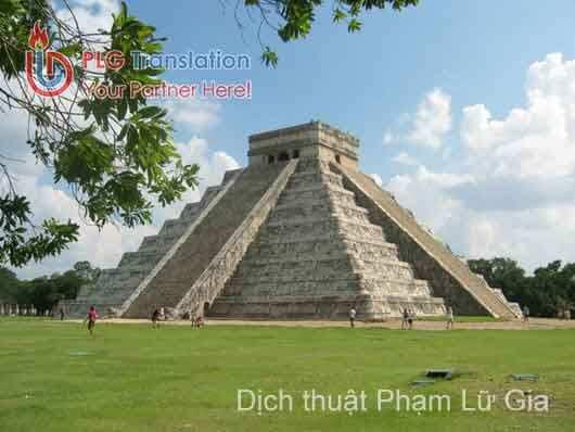 Dịch tài liệu chuyên ngành du lịch