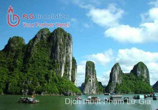 Dịch tài liệu tiếng anh du lịch