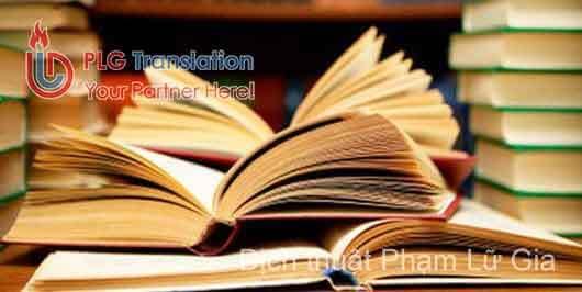 Dịch sách tiếng nhật chuyên ngành