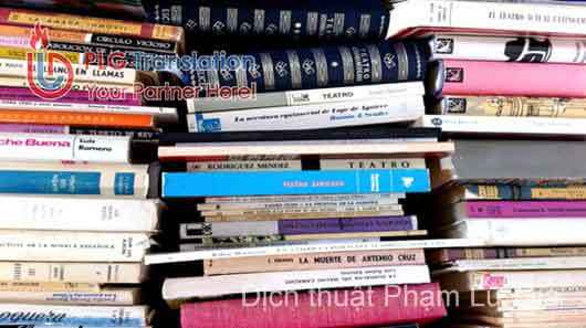 Dịch sách tiếng Trung chuyên ngành