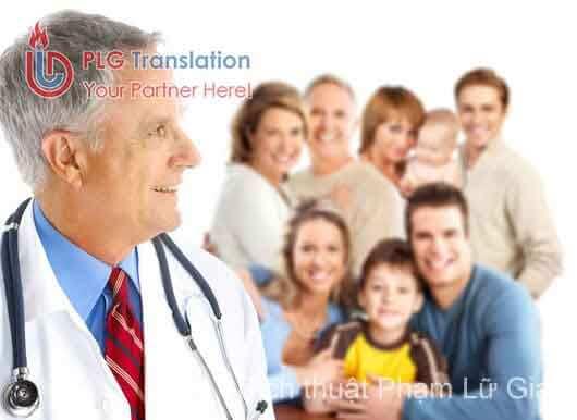 Dịch tài liệu dược phẩm