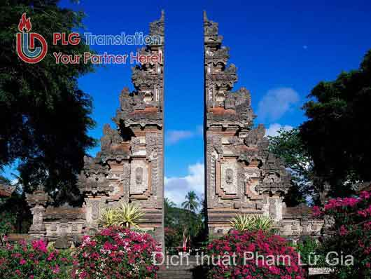 Dịch tiếng Indonesia