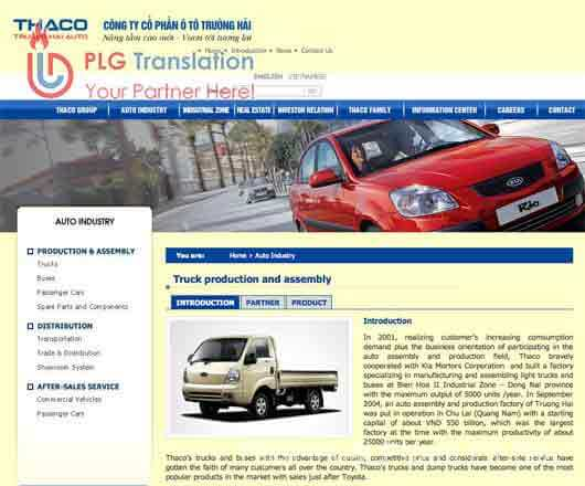 website dịch tiếng anh chuẩn
