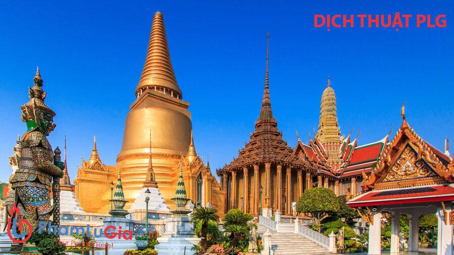 Dịch tiếng Thái sang tiếng Việt