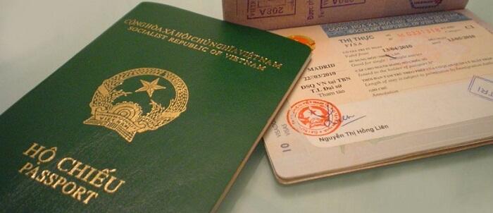 Kinh nghiệm xin Visa trọn gói